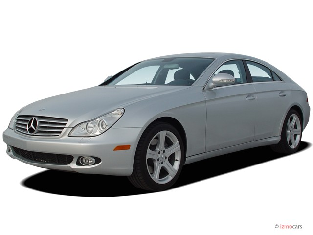 2006 mercedes benz cls 500 reviews