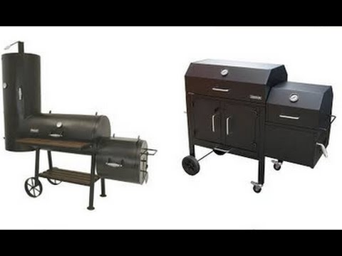 best gas grill smoker combo reviews