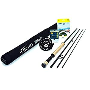 echo boost fly rod review