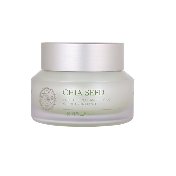 face shop chia seed serum review