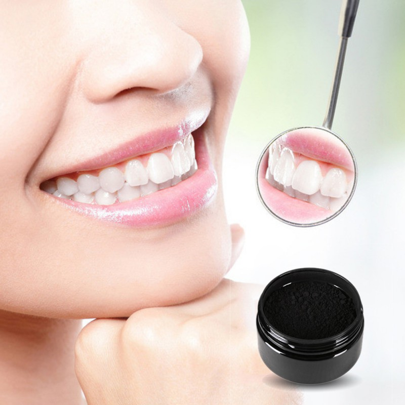 100 natural teeth whitening charcoal reviews