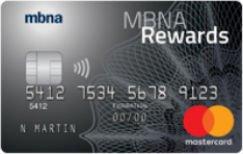 mbna platinum plus credit card review