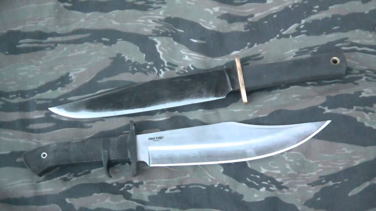 cold steel marauder bowie review