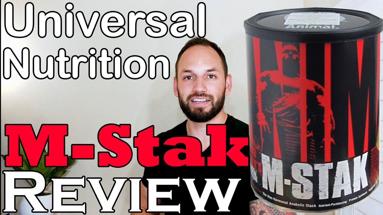 animal m stak supplement reviews