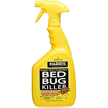 harris bed bug killer powder reviews