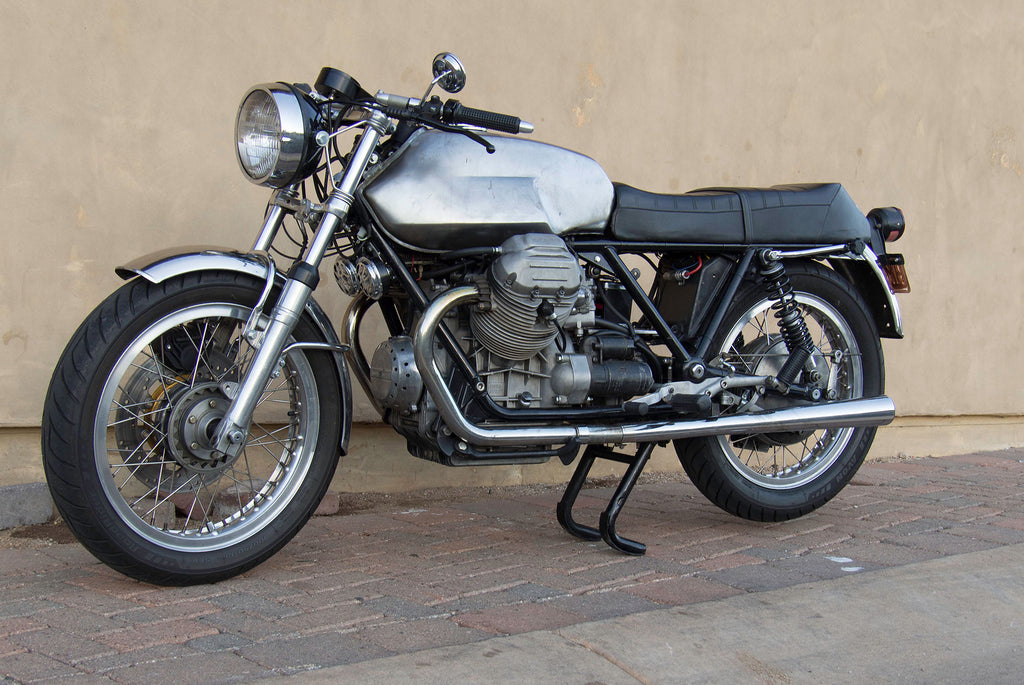 1975 moto guzzi 850t review
