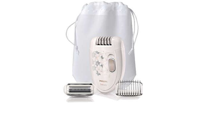 philips satinelle essential epilator review