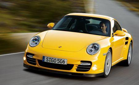 2007 porsche 911 turbo review
