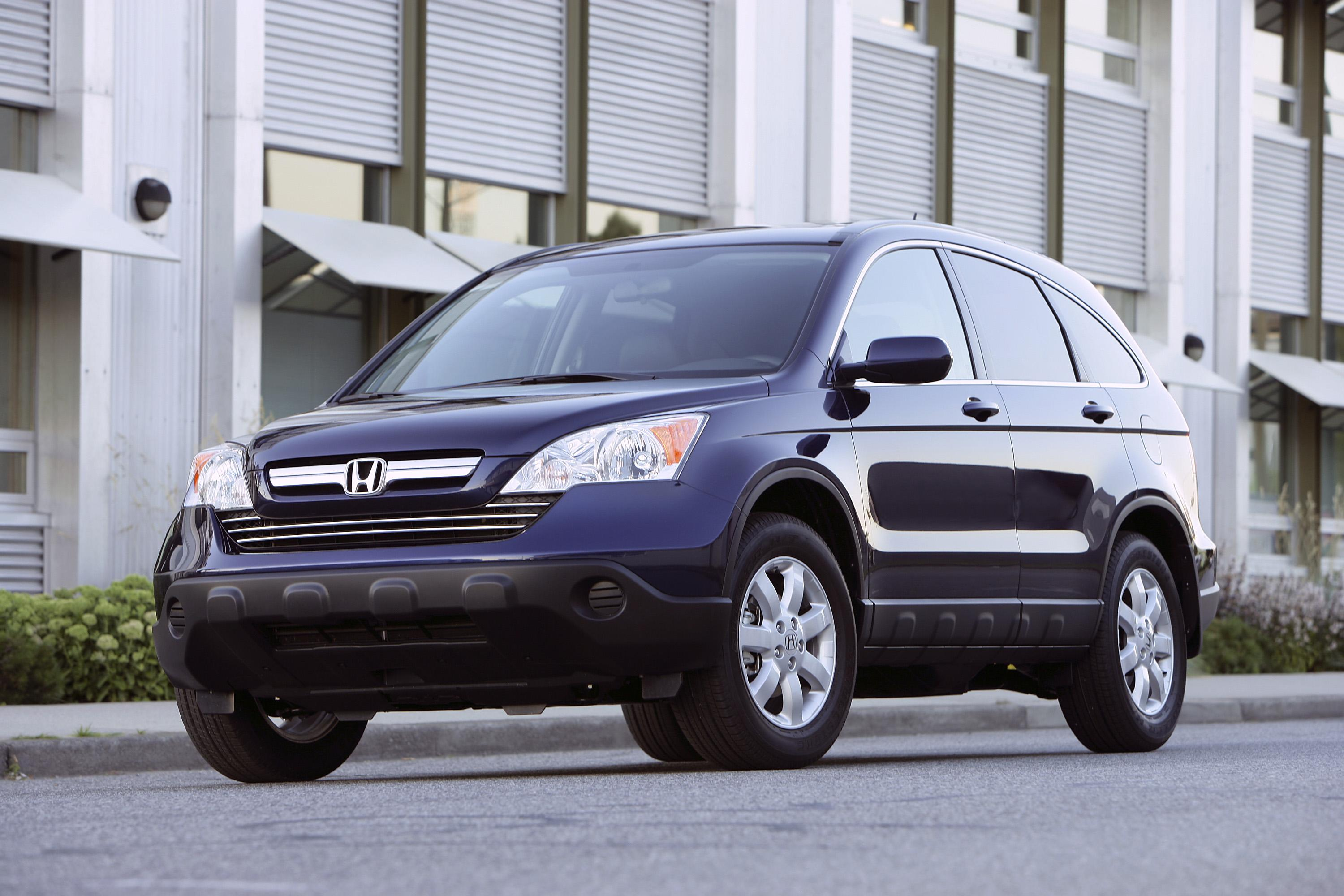 2008 honda crv consumer reviews