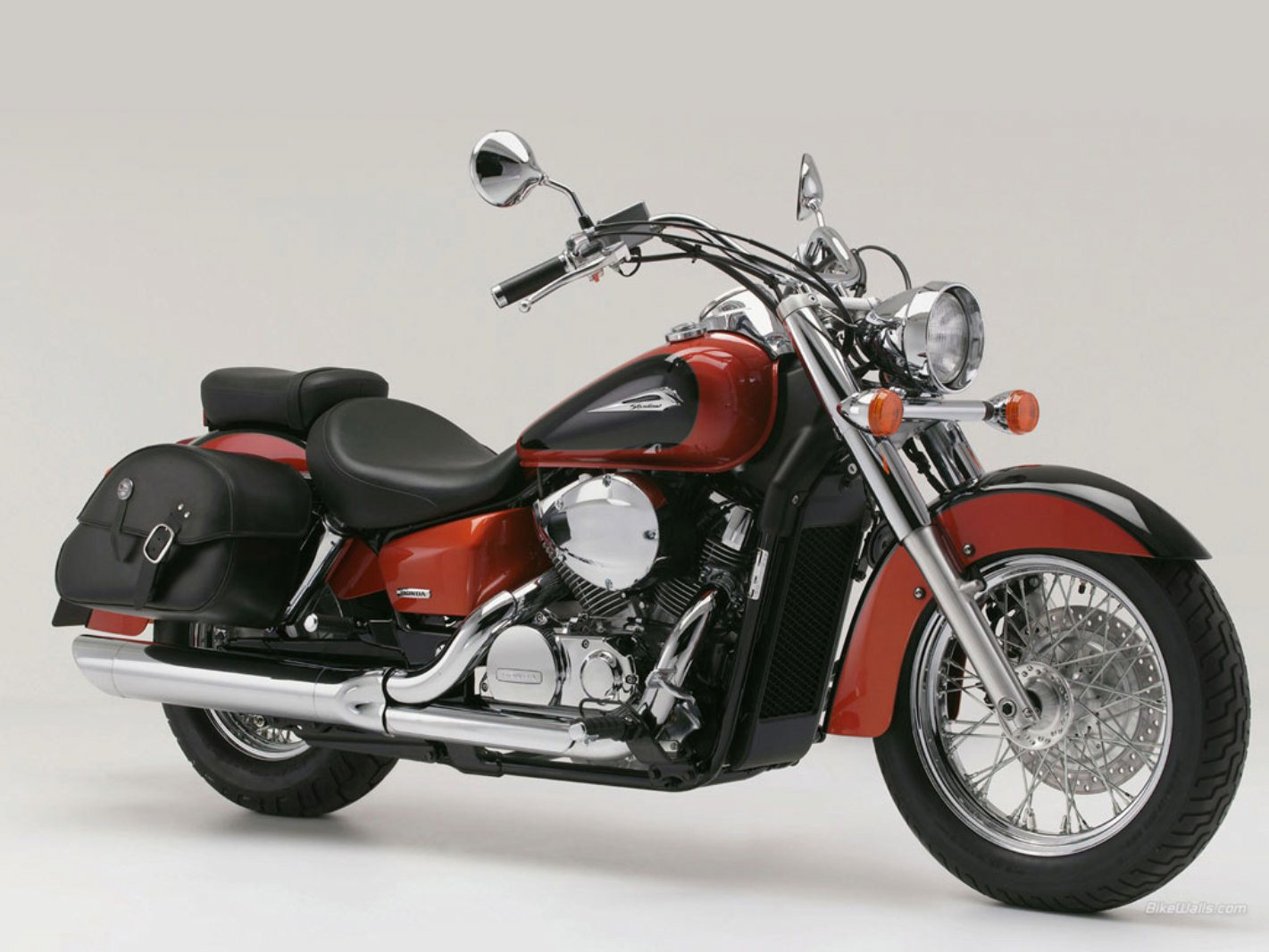 2008 honda shadow aero 750 review