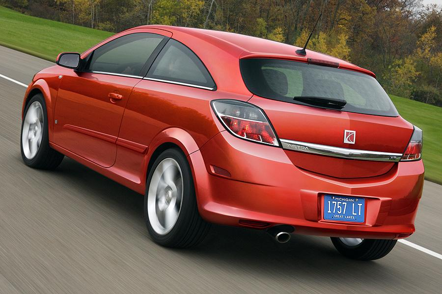 2008 saturn astra xe reviews