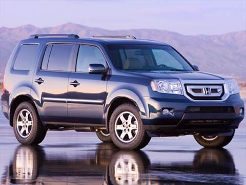 2011 honda pilot reviews consumer reports