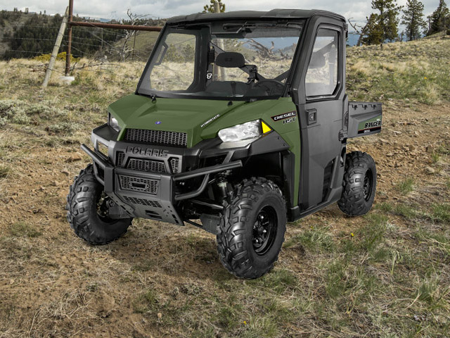 2011 polaris ranger diesel review