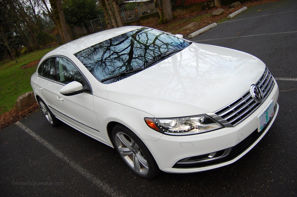 2013 vw cc vr6 review