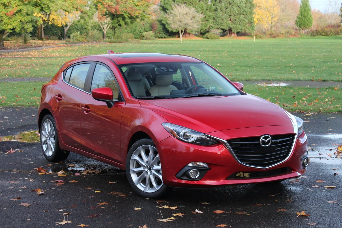 2014 mazda 3 reviews canada