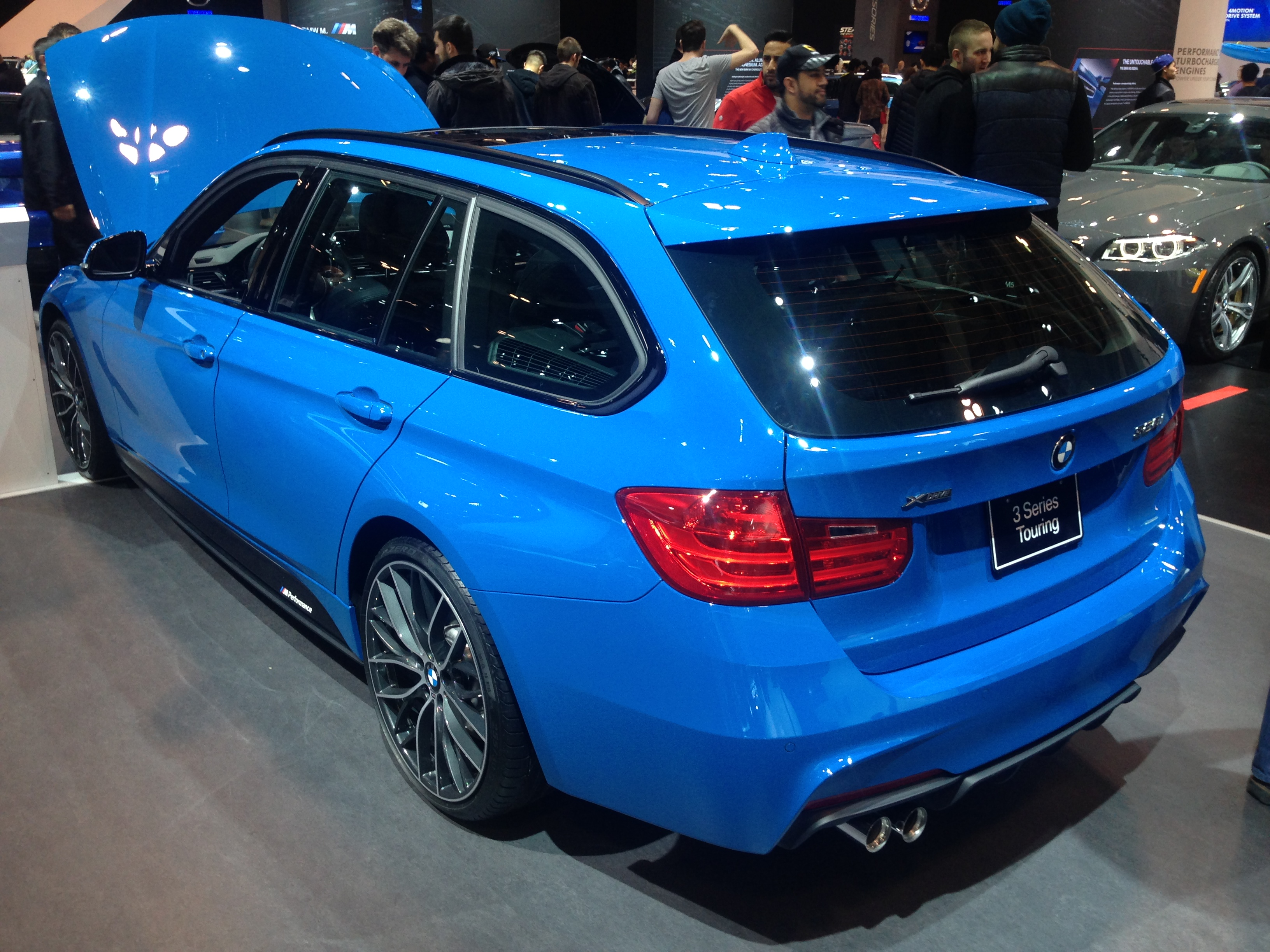 2015 bmw 328i wagon review