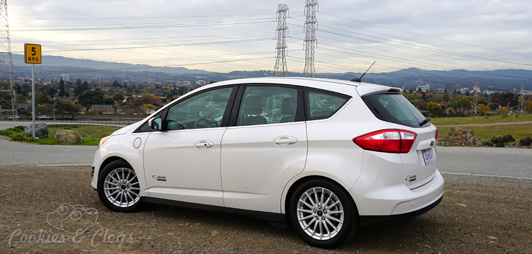 2015 c max hybrid review