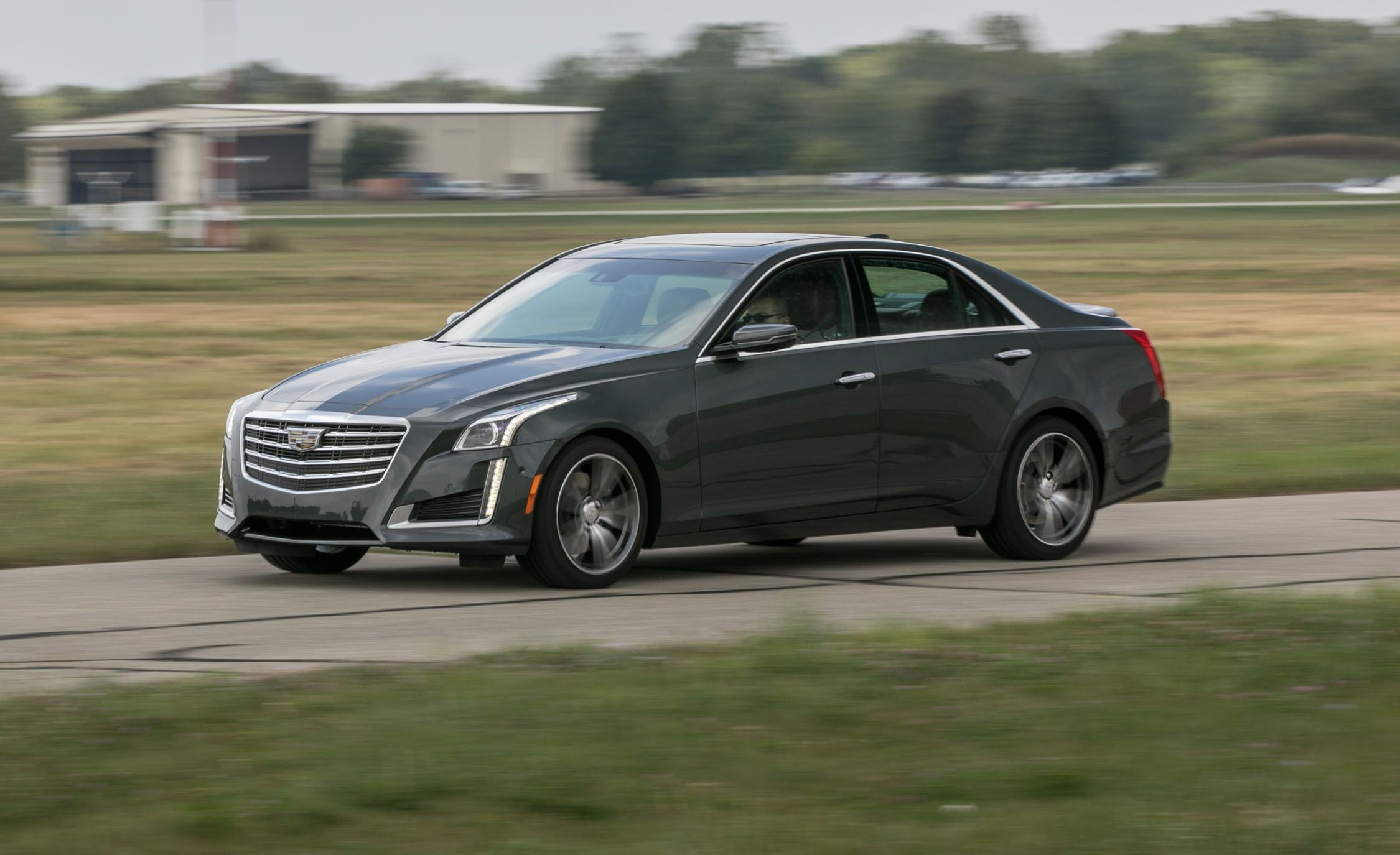 2016 cadillac cts 3.6 review