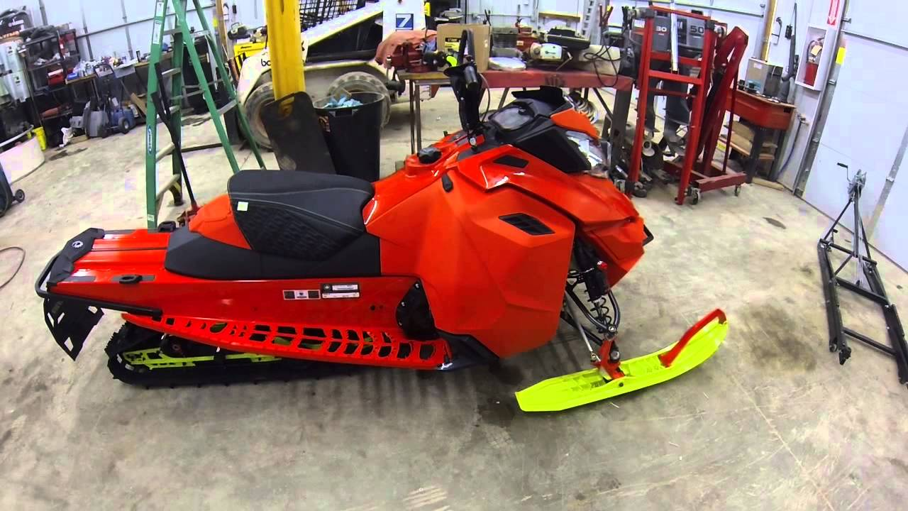 2016 ski doo freeride review