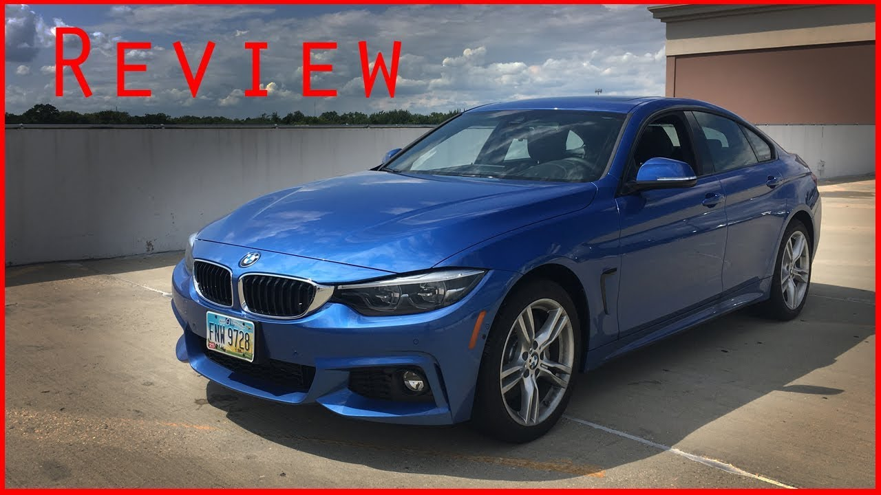 2017 bmw 440i gran coupe review