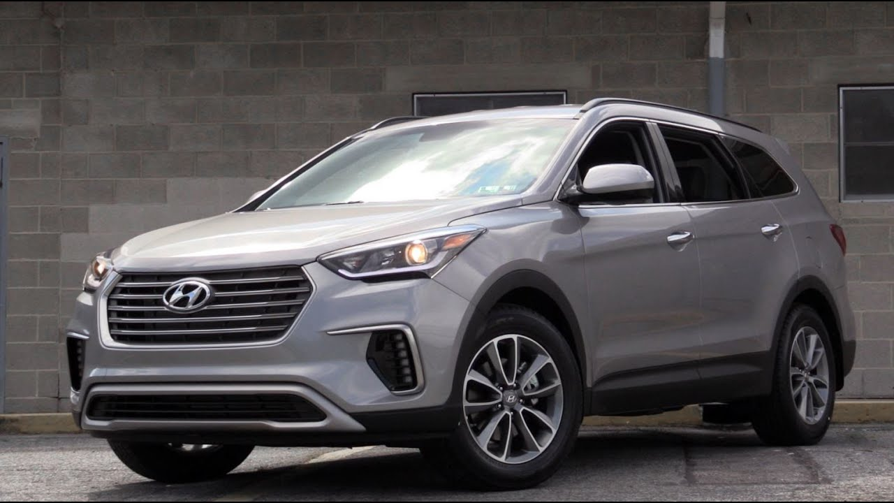 2017 hyundai santa fe se ultimate review