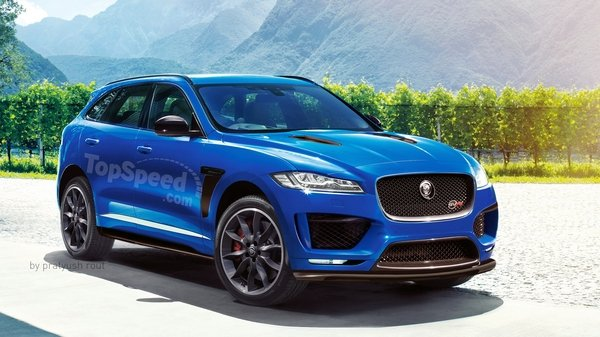 2018 jaguar f pace s review