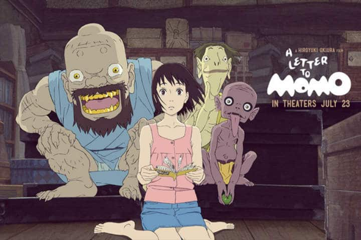 a letter to momo review