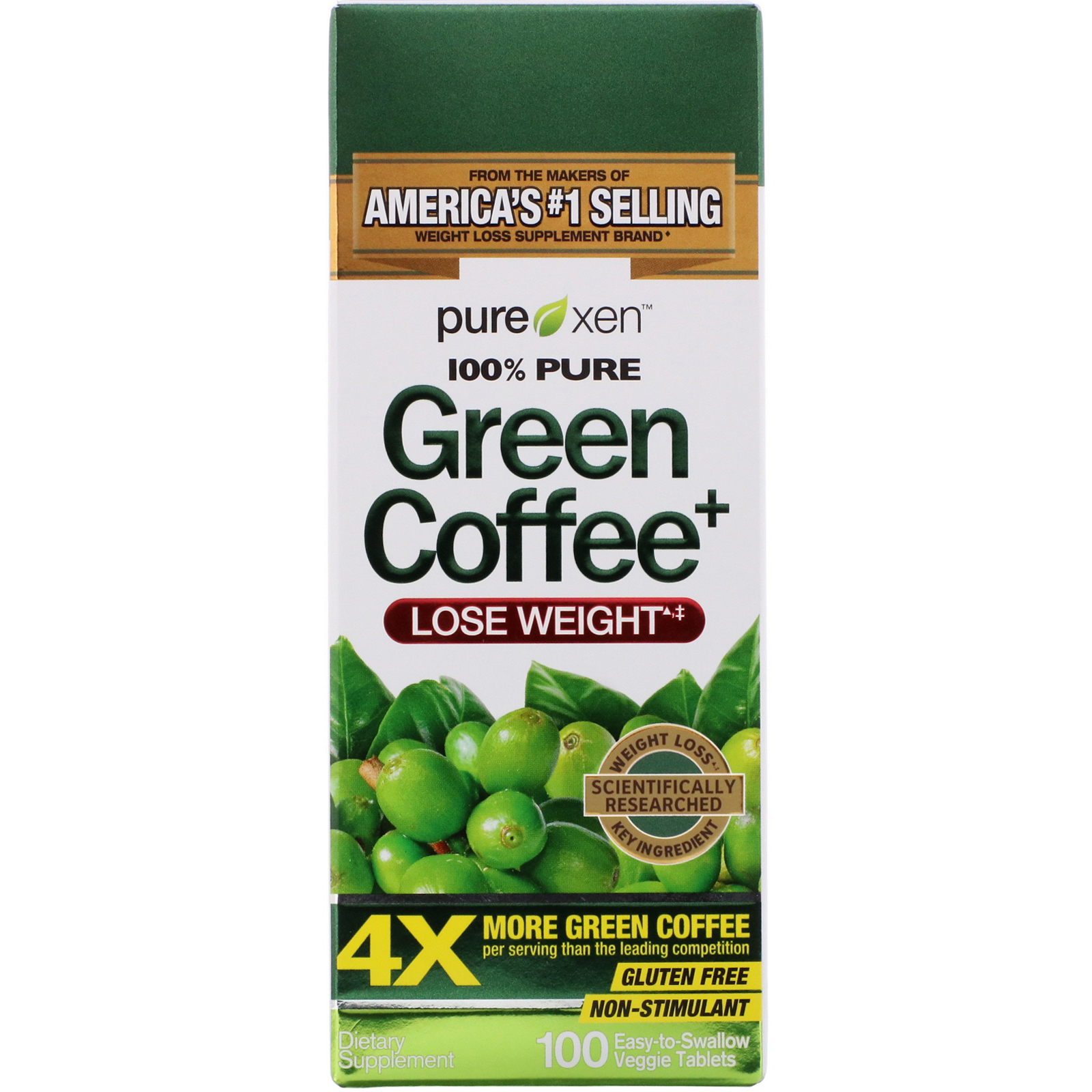 purely inspired green coffee review