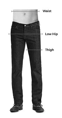 7 for all mankind sizing review