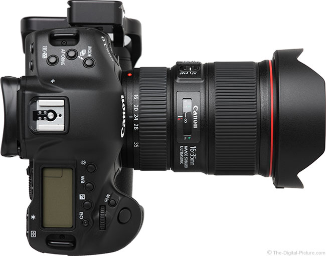 canon ef 16 35mm f 4l is usm lens review