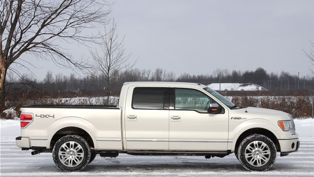 2009 ford f 150 review