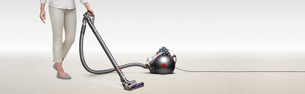 dyson cinetic big ball multi floor canister vacuum reviews