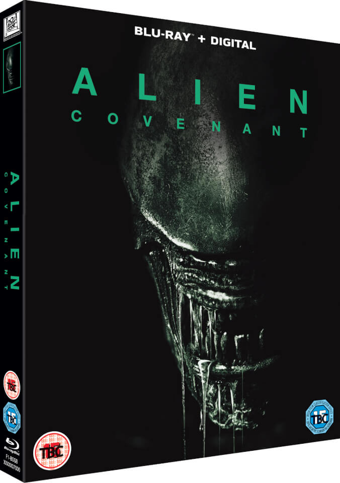 alien covenant blu ray review