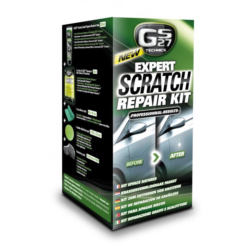car scratch repair kit reviews