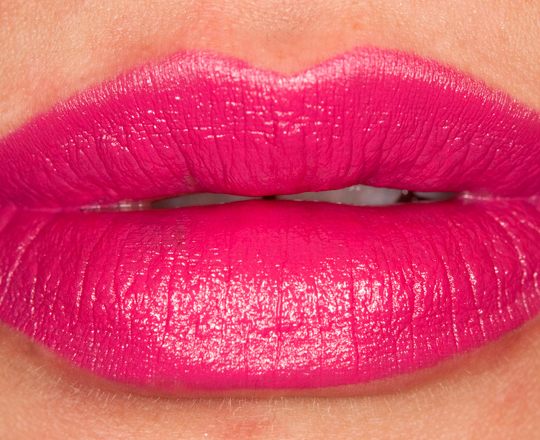 bobbi brown raspberry pink lipstick review