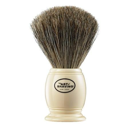 art of shaving brush review