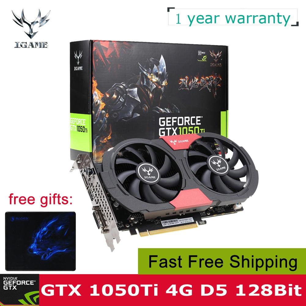 geforce gtx 1050 ti 4gb review