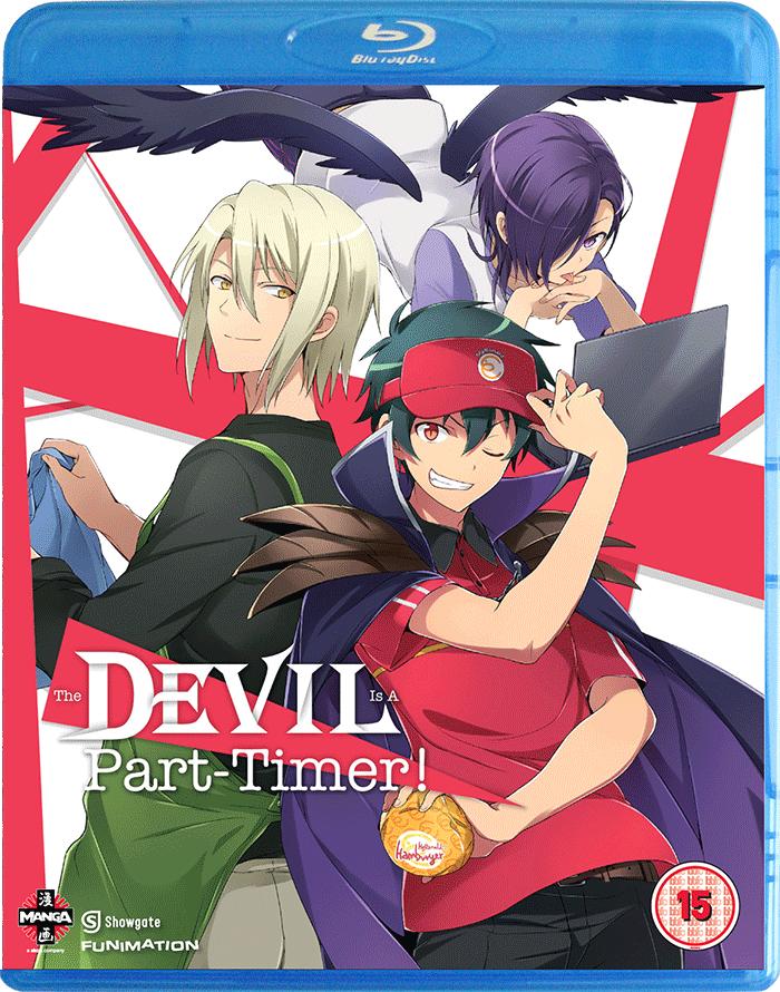 devil is a part timer review