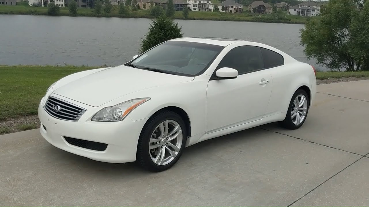 2010 infiniti g37x coupe review