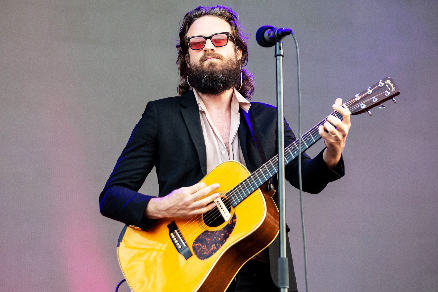 father john misty snl review