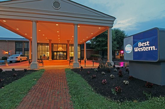 best western williamsburg va reviews
