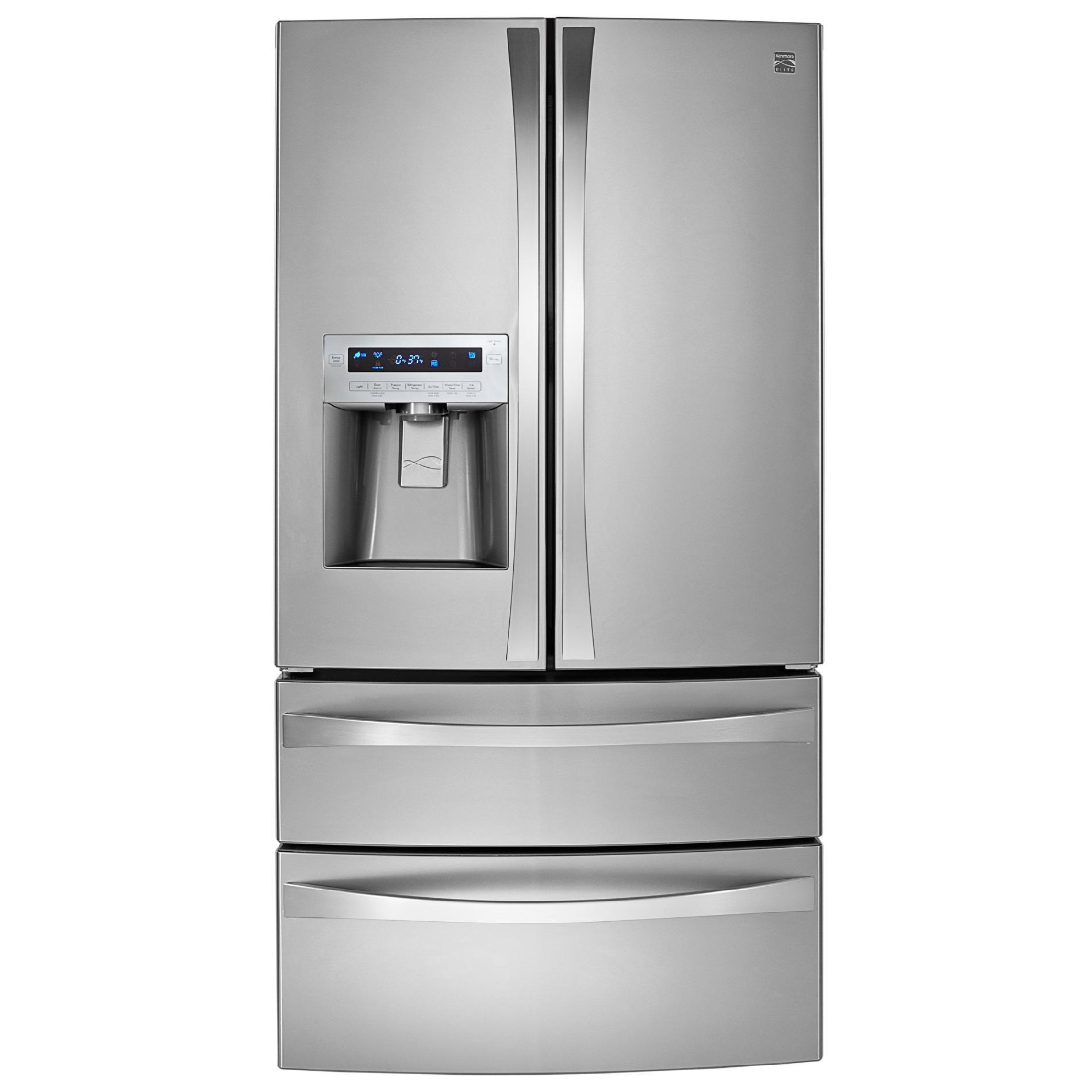 french door bottom freezer refrigerator reviews
