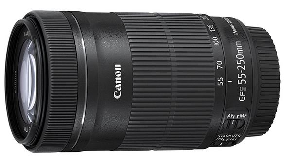 canon 55 250 review ken rockwell