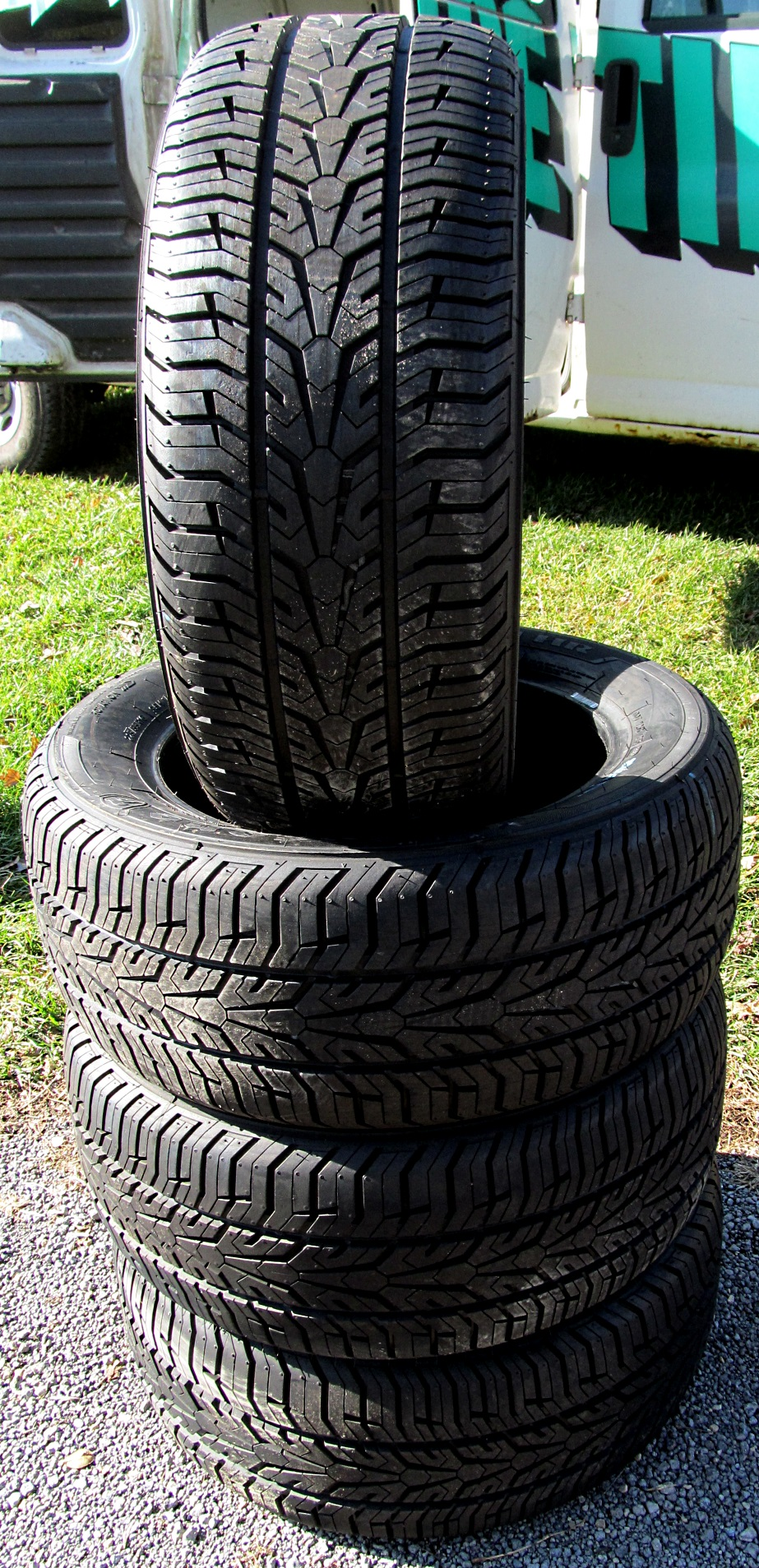 firestone champion hr tires review