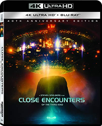close encounters of the third kind 4k blu ray review