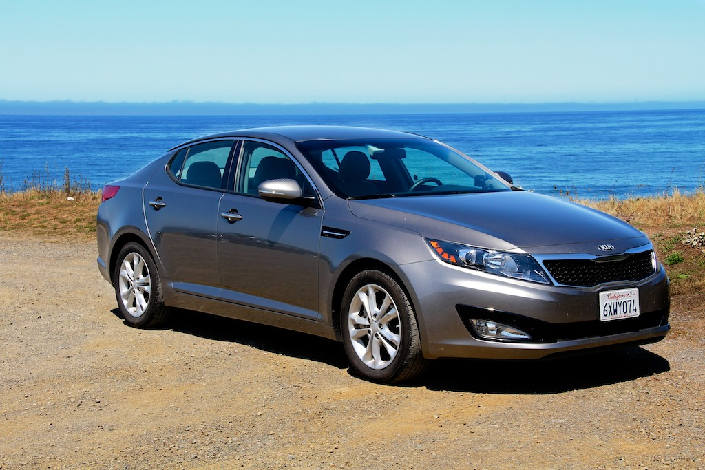 2013 kia optima hybrid lx review