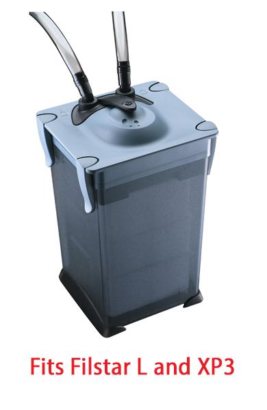 filstar xp3 canister filter review