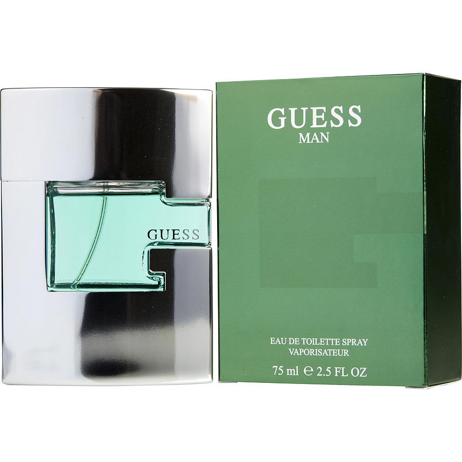 guess man green perfume review
