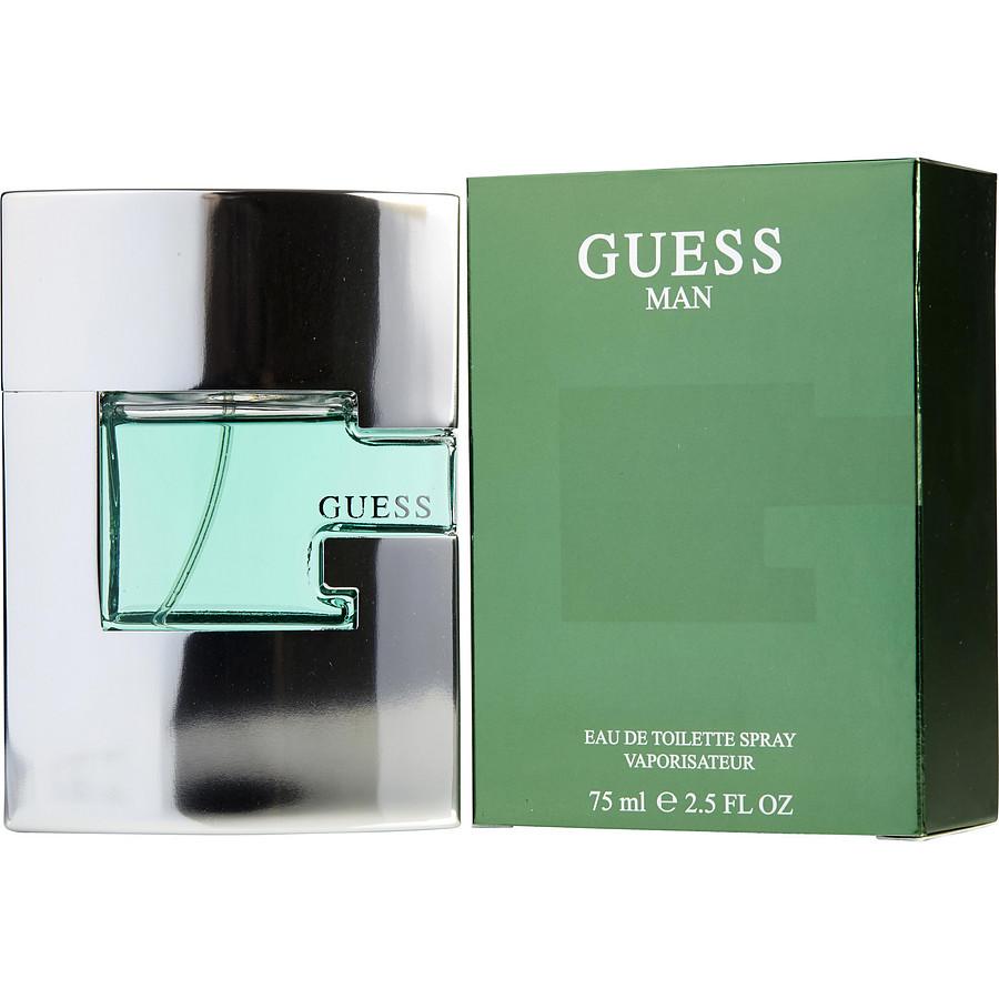 guess man green perfume review