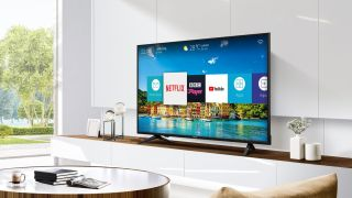 element 55 inch 4k ultra hd smart led tv review